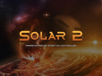 I love it when I get my hands on a indie game that I can't quite fit into a specific niche. Solar 2, by Murudai, is one of those games....