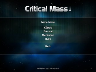 Critical Mass is one of the latest games in the blooming casual game genre. Like many casual games, it's a Shiriki-type game… and very addicting. While you do get the […]