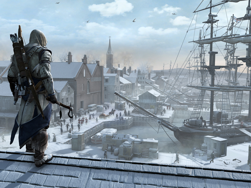 The next title we'd like to cover in our continuing PAX East coverage is Assassin's Creed III. For this Work In Progress demonstration video, we were ushered into a room […]