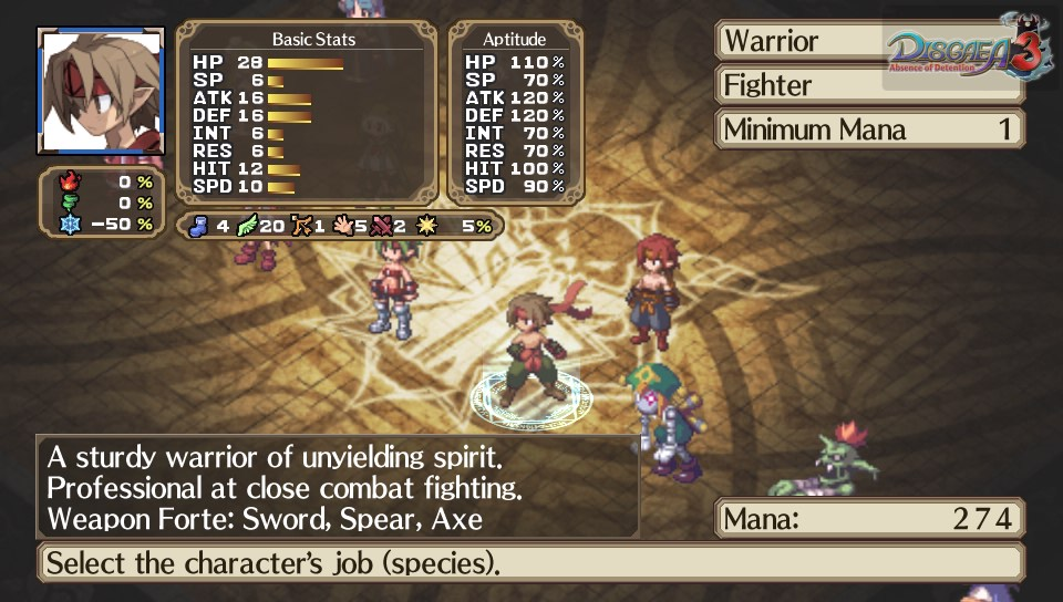 Disgaea 3 Absence of Detention (18)