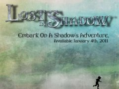 One of the nice side effects of a trip to a convention like NYCC is that you get to shake hands and rub elbows with more people in the industry, and that means more juicy video game news for you. Case in point, this tasty tidbit we've been given regarding Hudson's upcoming Wii game, Lost In Shadow.
