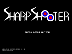 BrainLazy takes a look at the latest release by YYRGames, Sharpshooter!