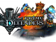 "Prime World: Defenders augments the traditional tower defense (TD) genre by divorcing the concept of towers as rigidly set game elements confined within the arena alone to a ""trading card"" […]"
