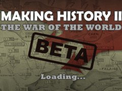 I received my beta code for Making History II in the middle of a busy day, but after all of the interest this title has been generating, I wanted to get a quick game of it in to get a feel for it. This, it turns out, was impossible. There is no such thing as a quick game of Making History II. An hour and a half only gave me the tiniest taste of the MH2 experience. Expect a follow up when the title is more complete.