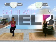 What is 'Get fit with Mel B'?  Think of it like an interactive P90X.  You hold onto the Playstation 3's Move controller while trying your best to mimic Melanie Brown […]
