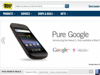 "I was eagerly anticipating picking up a Nexus S this morning. It has good specs, it comes with Gingerbread installed, and it is destined to have first dibs on Android updates for the foreseeable future. Best of all, it comes ""unlocked and carrier independent"", according to the official Google Nexus S site. So I logged on to BestBuy.com, brought up the Nexus S page, and refreshed, anxious to see the ""Coming Soon"" button turn into an ""Add to cart"" button. Curiously, that didn't happen."