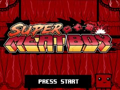 A few months ago I found out that Super Meat Boy was destined for XBLA. Now, I'd played through Meat Boy on newgrounds.com, and my rigid refusal to leave the game until I had beaten it led to me picking up a wireless XBox360 controller and so that I could have more precise control. Now this precision platformer has finally landed on the console. Can it possibly capture the same flash game perfection it enjoyed in my browser?