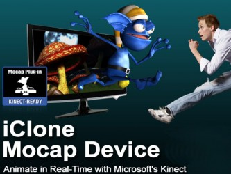 This is an exciting product.  Exciting for many reasons but mostly because this is the first step.  When Microsoft's Kinect was still named project Natal, I immediately thought MoCap.  I […]